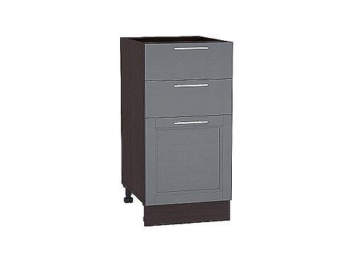 Шкаф нижний с 3-мя ящиками Сканди 400
