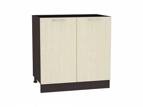 Шкаф нижний с 2-мя дверцами Валерия-М 800