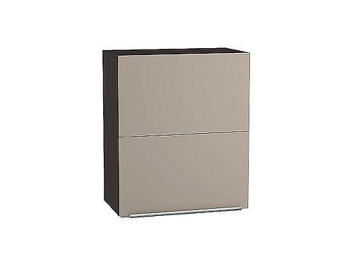 Шкаф верхний горизонтальный Фьюжн с подъемным механизмом 600