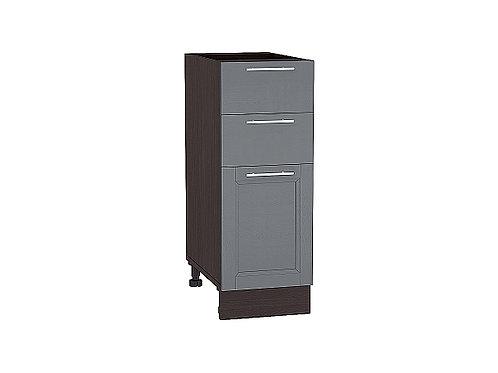 Шкаф нижний с 3-мя ящиками Сканди 300