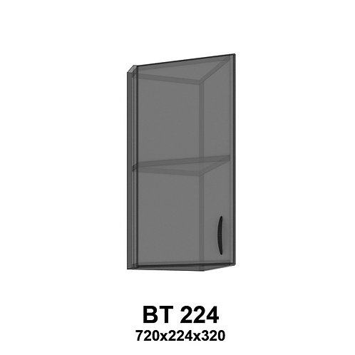 Модуль навесной торцевой BТ224