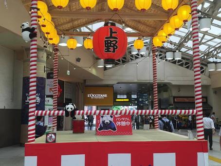 Introduction of ueno area