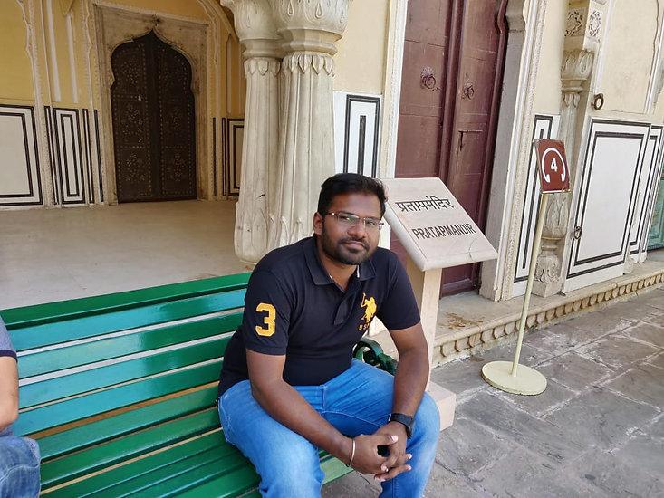 Phani Sesha Santhosh