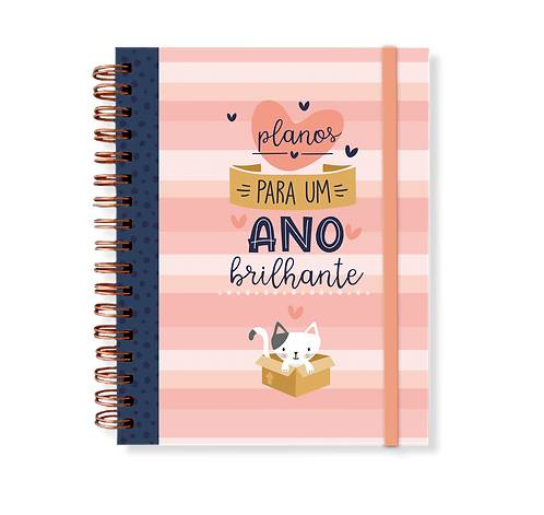 Planner Anual Cats