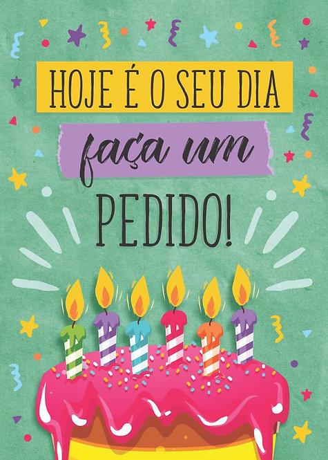 Cartão Happy HP 418