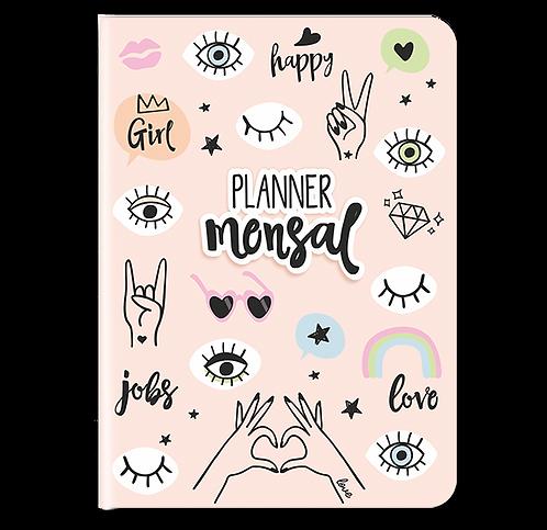 Planner Mensal PL 21