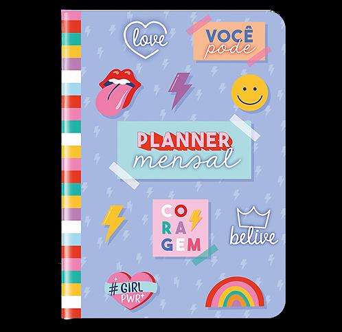 Planner Mensal PL 20