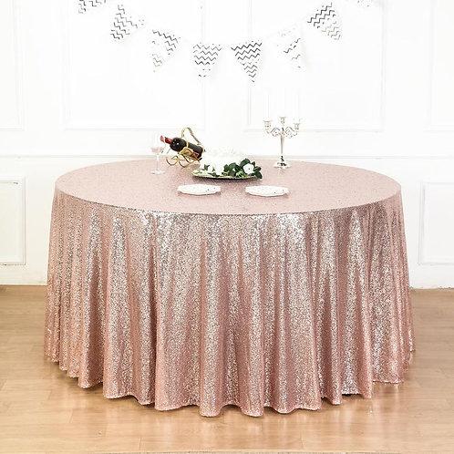 Premium Sequin Round Table cloth