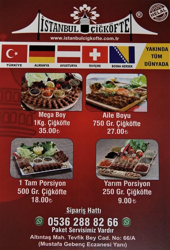 İstanbul Çiğköfte Nazilli (2)