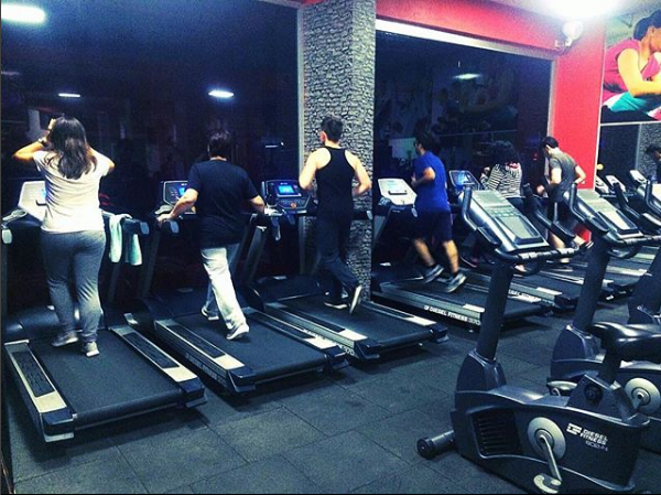 pars gym