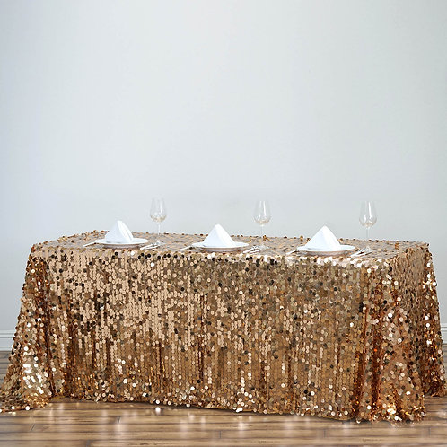 Sequin Payette Tablecloth