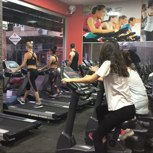 pars gym 2