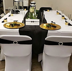 Retirement Dinner #stockbridgevenue #par