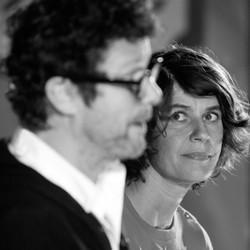 Irène Jacob et Jérôme Kircher