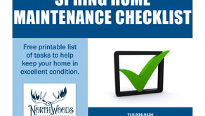 Free Spring Home Maintenance Checklist