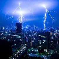 ゲリラ豪雨による停電が増えています