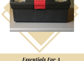 My Household Tool Kit Essentials: What To Keep In A Household Tool Kit