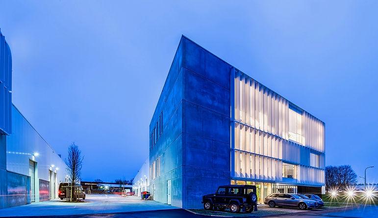 warehouse KRISTOBEL International Corporate AV Event Productions