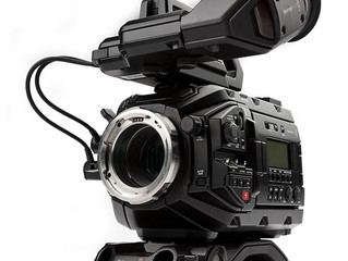 Now also available in rental: Black Magic Ursa Pro Mini 4.6 K