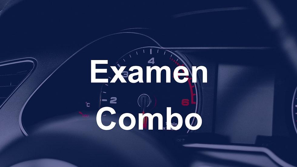 2 uur les + Examenbegeleiding met leswagen