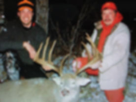 Jim Lake Outfitters Whitetail Deer