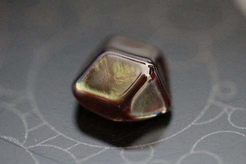 Très rare grenat Andradite Arc-en-ciel - 5,11 carat - Japon