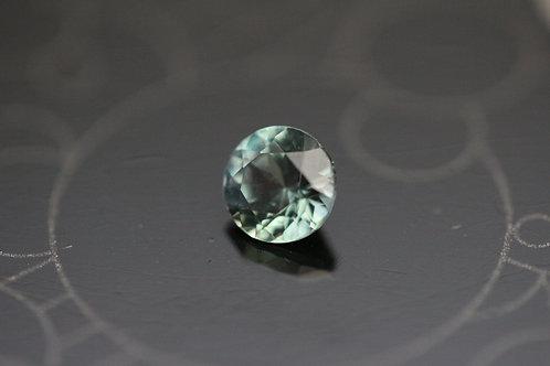 Saphir vert du Montana - 0.50 carat - Rock Creek, Montana, USA