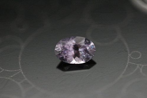 Saphir violet ovale - 0.72 carat - Madagascar
