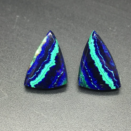 Azurite Malachite - 19.36carats - Arizona, USA