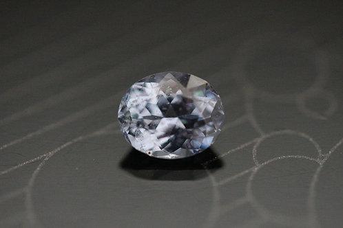Saphir ovale -  1,17 carat - Madagascar