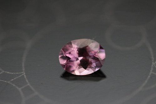 Saphir rose ovale - 0.75 carat - Madagascar
