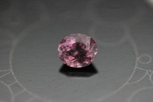 Saphir Rose ovale - 0.73 carat - Madagascar