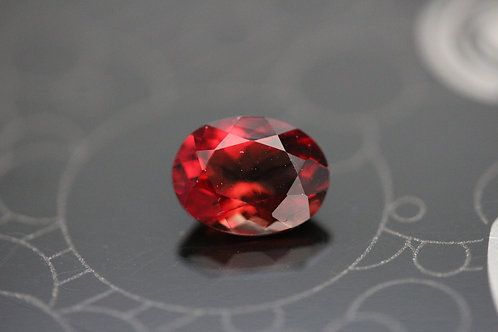 Oregon Sunstone - 1,42  carats - Plush aera, Oregon USA