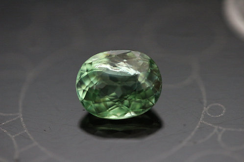 Tourmaline Mint - 1,77  carat -