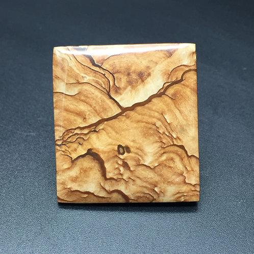 Jaspe paysage - 65.31 carats - Biggs, Oregon - USA