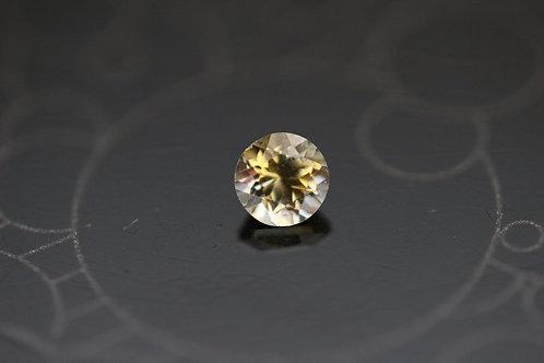 Saphir jaune du Montana - 0.33 carat - Rock Creek, Montana, USA