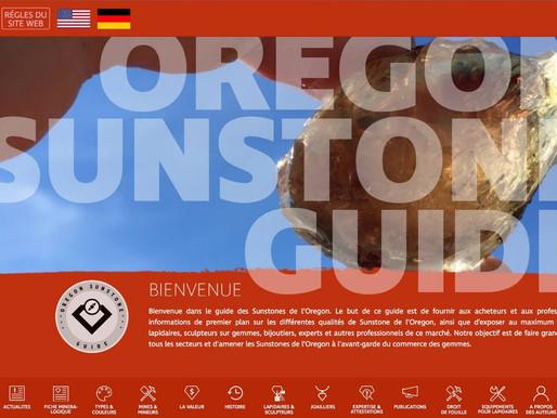 Promouvoir la Sunstone de l'Oregon
