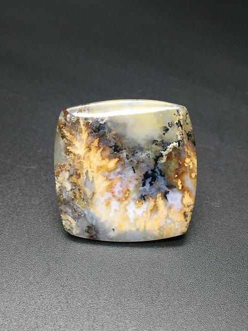 Agate Plume - 48.90 carats - Oregon, USA