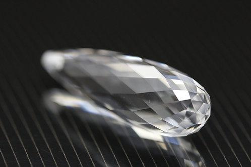 Cristal de roche - 27.75  carat - Arkansas, USA
