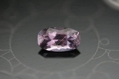 Saphir violet coussin - 1.27 carat - Madagascar