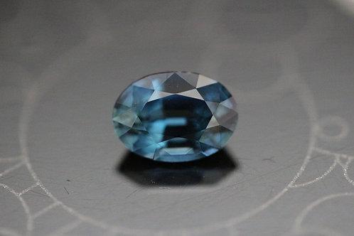 Saphir Ovale - 1.38 carat - Madagascar