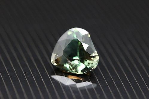 Oregon Sunstone GREEN - 5,28 carats