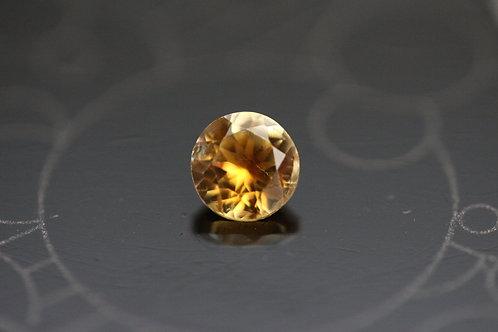 Saphir orange du Montana - 0.56 carat - Rock Creek, Montana, USA