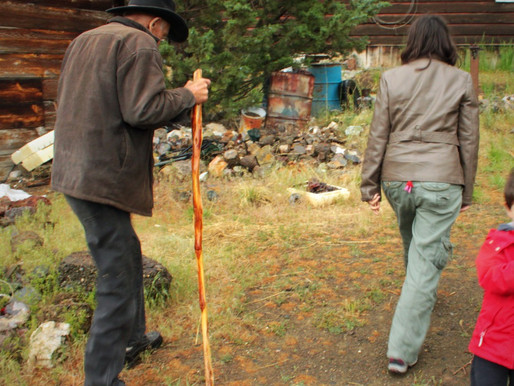 Oregon 2012 : à la rencontre des jaspes de l'Oregon.