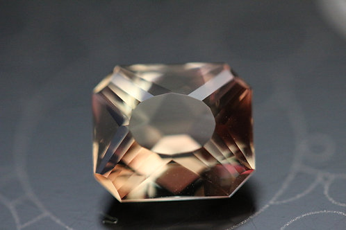 Oregon Sunstone - 3,49  carats - Pana Mine, USA
