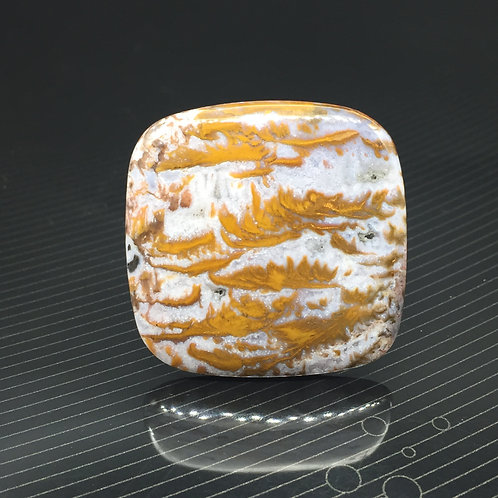 Agate Wingate Pass, Nevada, USA - 51,65 carats