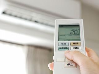 エアコンの快適な設定温度は何度?