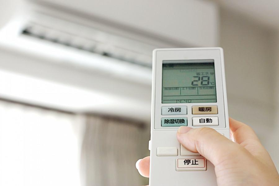 エアコンの快適な設定温度