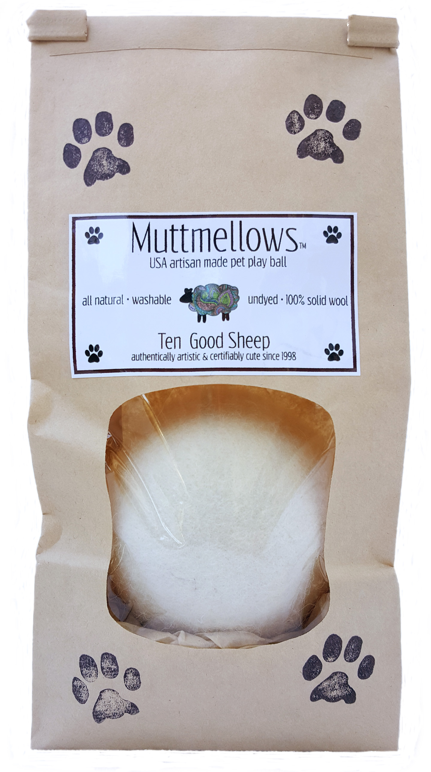 Muttmellows All Natural Pet Toys