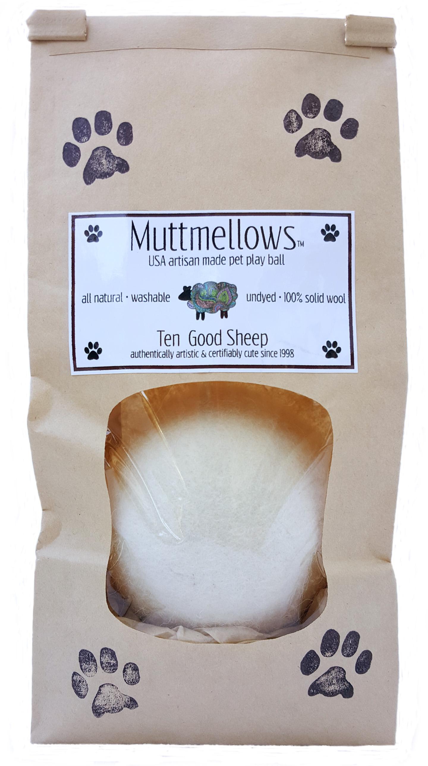 Muttmellows All Natural Pet Toys